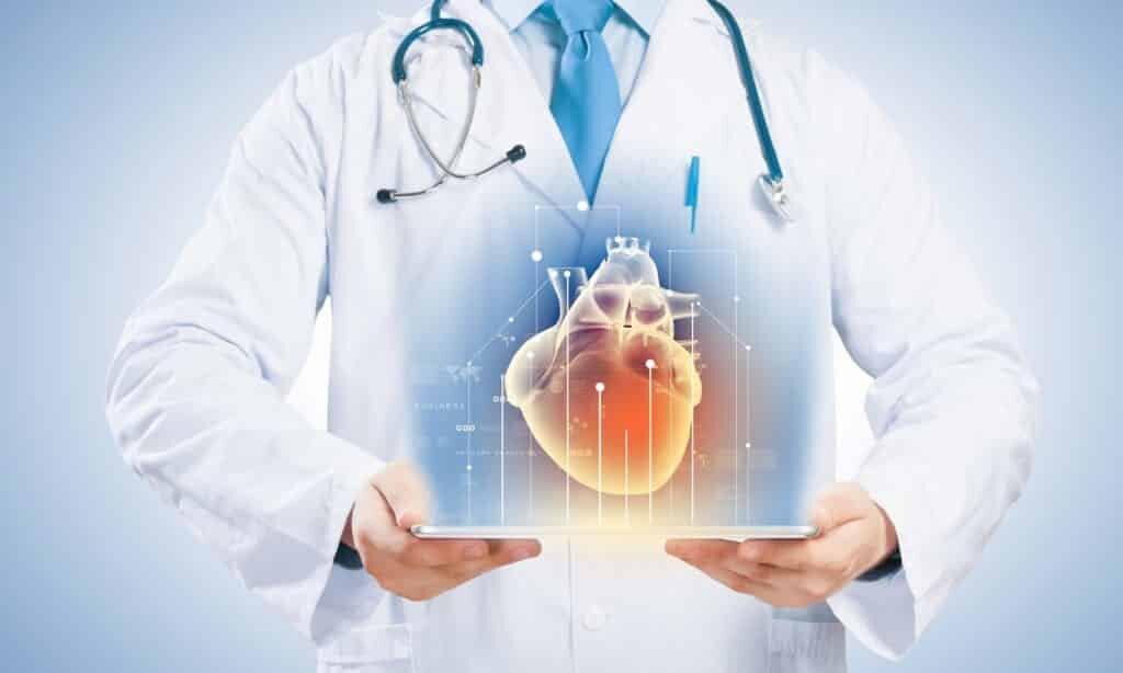 EKG cardiac